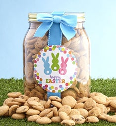 Happy Easter! Chocolate Chip Cookie Jar