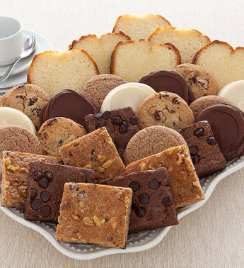 Sugar free gift baskets and diabetic desserts harry david cheryls signature bakery sampler sugar free negle Images