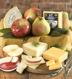 Gluten free gifts gluten free gift baskets delivery harry david fresh fruit cheese gourmet basket gluten free negle