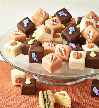 Fall Demitasse Petit Fours - 36ct