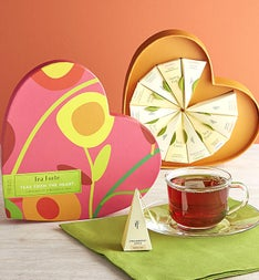 Tea Forte® Teas From The Heart 12 count box