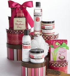 Happy Mother's Day! Pamper Her Spa Tower