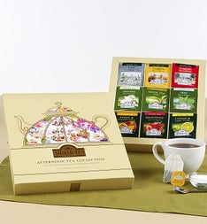 Ahmad of London Afternoon Tea Collection