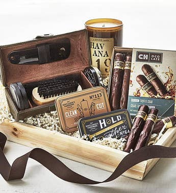 Dapper Dad Gift Crate