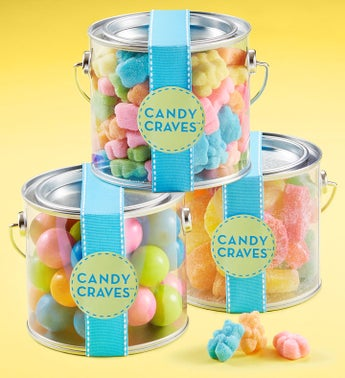 Candy Craves All Time Favorites set of 3
