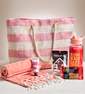 Beach Time Gift Tote