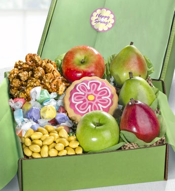 Sweet Spring Fruit  Treats Box