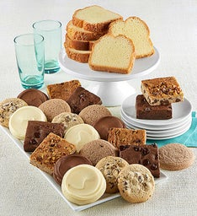 Sugar free diabetic desserts gift baskets harry david cheryls signature bakery sampler sugar free negle Choice Image