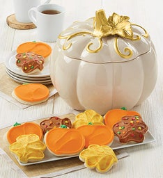 Collector39s Edition Fall Cookie Jar