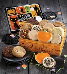 Halloween Gift Tin Create Your Own Assortment