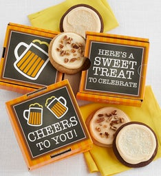 Cheers to You 2 Pack Cookie Card