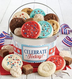 Celebrate Today Treats Pail