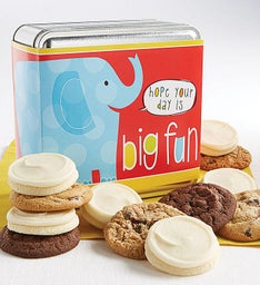 Hope Your Day is Big Fun Gift Tin