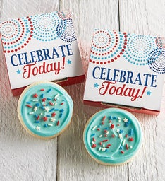 Celebrate Today Cookie Card