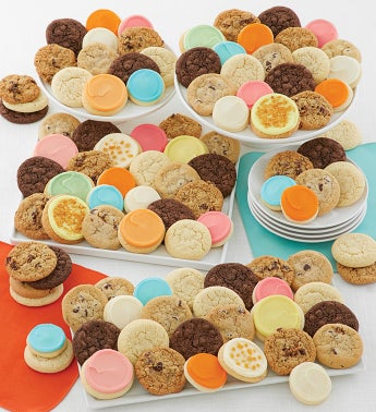 Summer Party Cookie Sampler