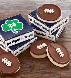 Notre Dame Football Cookie Card