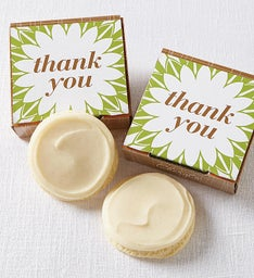 Gluten Free Thank You Cookie Card