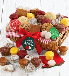 Holiday Dessert Gift Basket