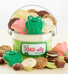 Toad-ally Awesome Treats Pail