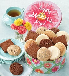 Gluten Free Mother's Day Cookie and Brownie Gift Tin