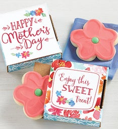 Happy Mothers Day Cookie Card