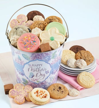 Mothers Day Treats Pail