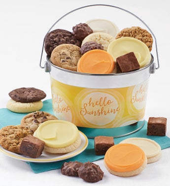Hello Sunshine Treats Pail