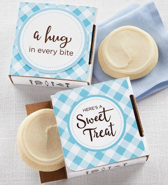 A Hug in Every Bite Cookie Card