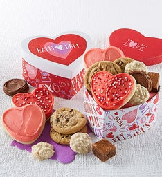 Heart Shaped Treats Box Set