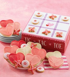 Tic Tac Toe Gift Box