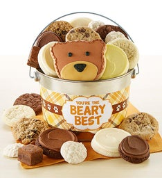 You're The Beary Best Treats Pail
