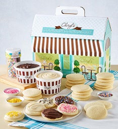 Cheryl's Cut-Out Cookie Decorating Kit