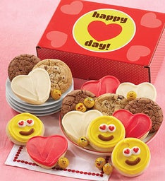 Happy Heart Day Valentine Gift Box