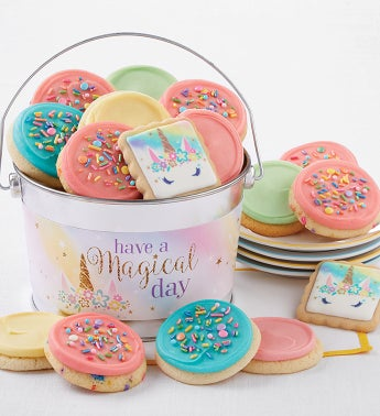 Have a Magical Day Cookie Pail