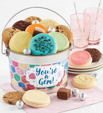 Youre a Gem Treats Pail
