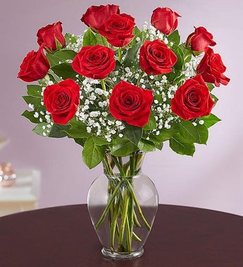Rose Elegance Premium Red Roses