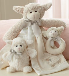 Lamby Snuggle Set by Bearington®