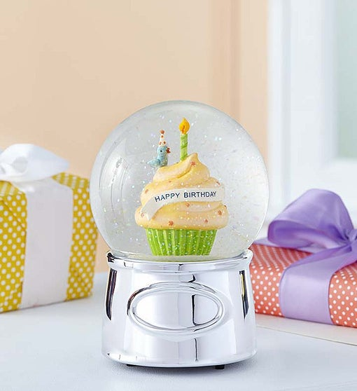 Reed & Barton® Happy Birthday Water Globe