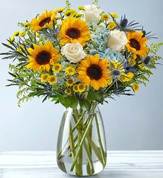 Premium Mixed Garden Bouquet