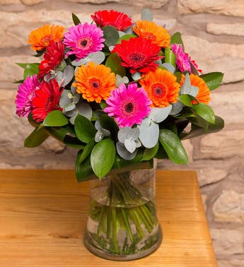 Gerbera Jubbly Bouquet