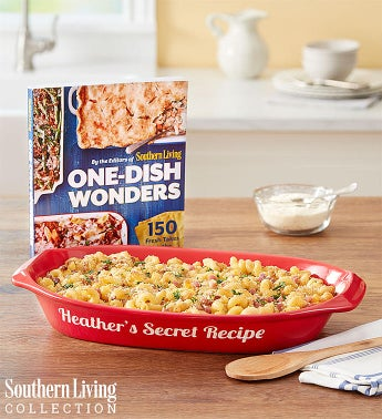 Southern Living® Personalized Casserole Dish
