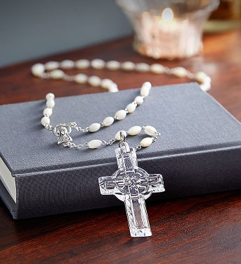Waterford Giftology Rosary Beads