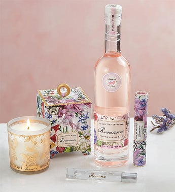 Michel Design Works Romance Bath  Fragrance Set