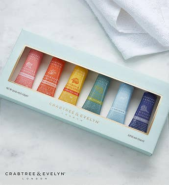 Crabtree & Evelyn Hand Therapy Gift Set