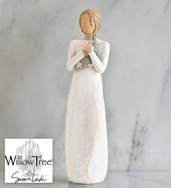 Willow Tree Hero Keepsake