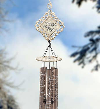 Silent Night Wind Chime