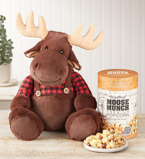 Harry & David® 'Jasper' The Moose & Moose Munch®