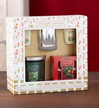 Yankee Candle Holiday Gift Set