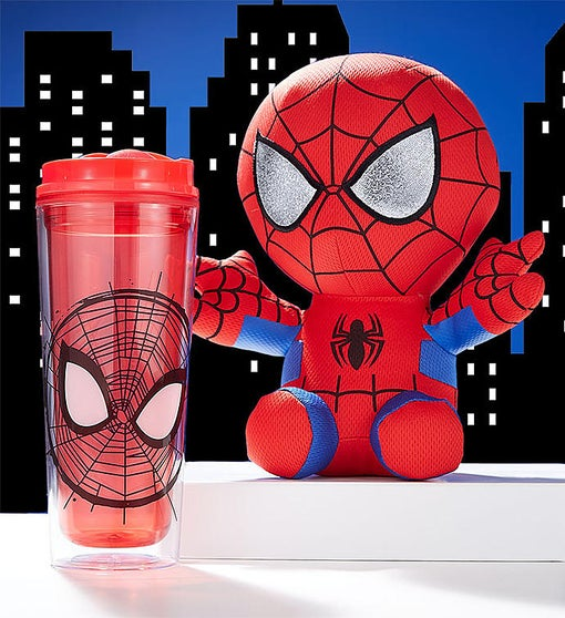 TY® Spiderman Plush and Drinkware