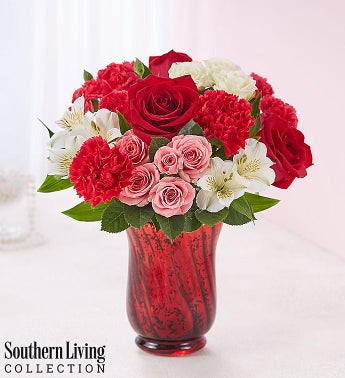Valentines Day Bouquet by Southern Living